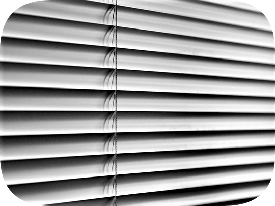 Aluminium Venetian Blinds - Cork